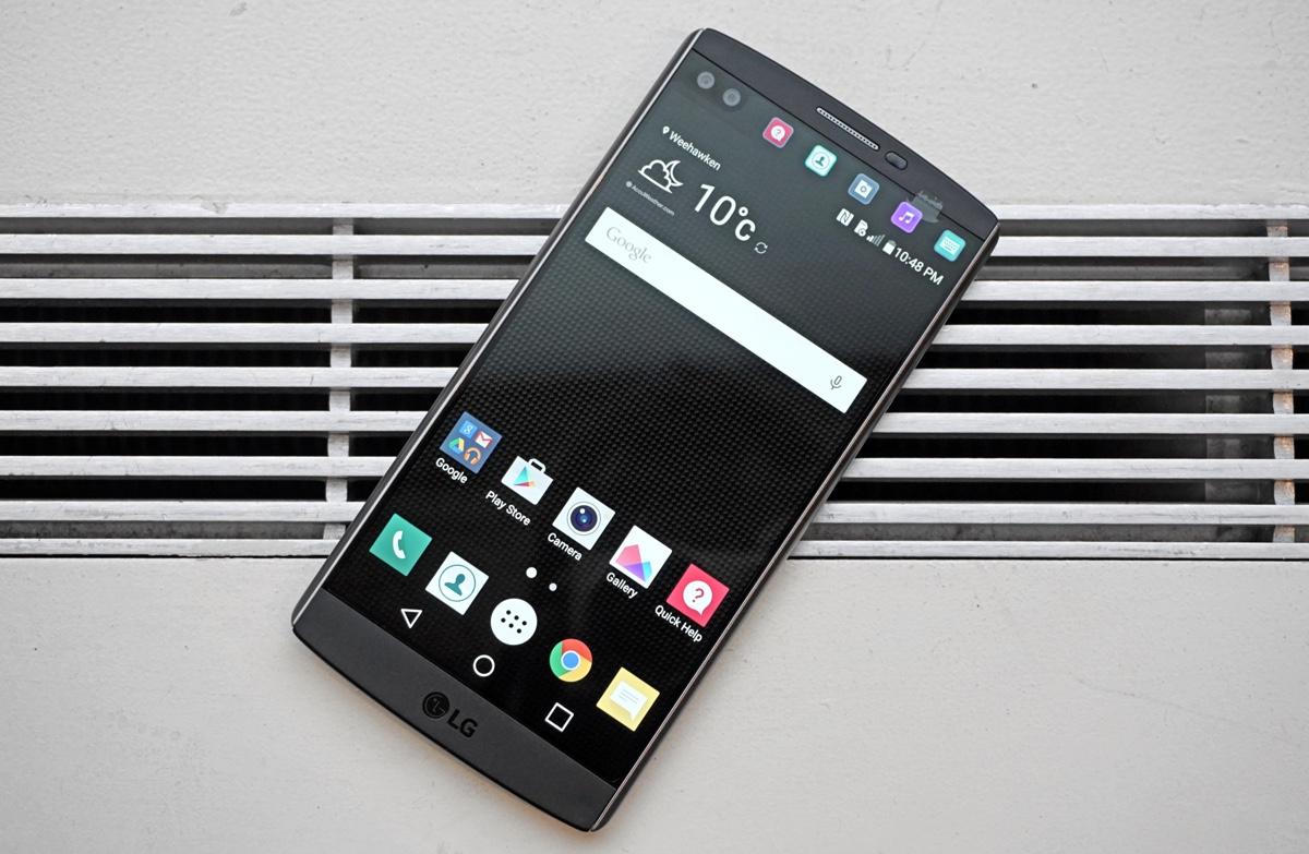 Acquisti LG V10: deludenti