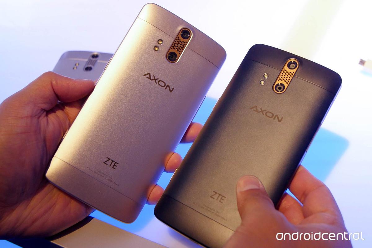 nuovo ZTE Axon