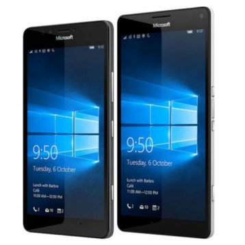 Nuovi Lumia 950 e 950 XL