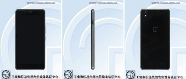 Ecco OnePlus X