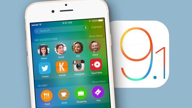 Jailbreak iOS 9.1