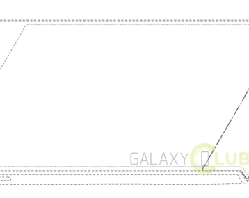 Samsung brevetta dei nuovi display curvi