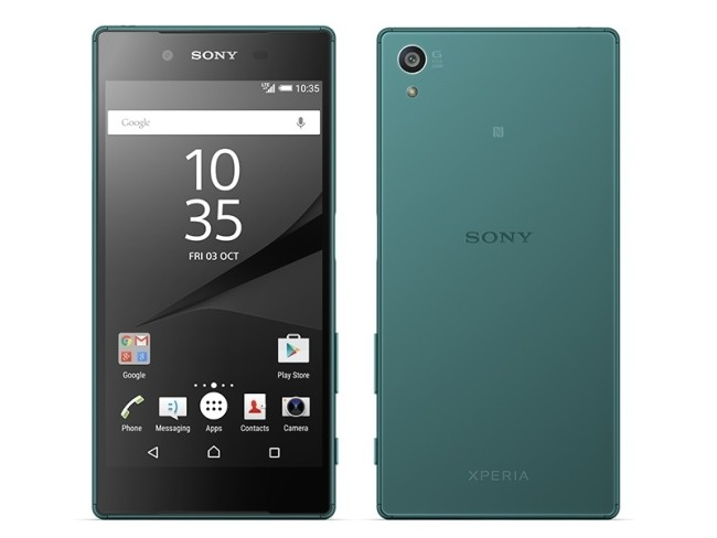 Sony Xperia Z5 disponibile sullo store Sony