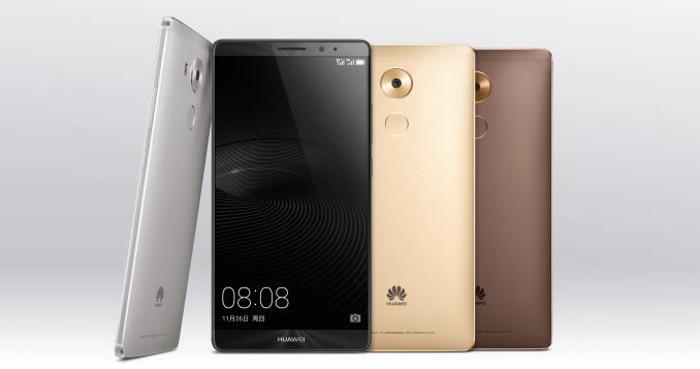 Huawei Mate 8 è finalmente ufficiale