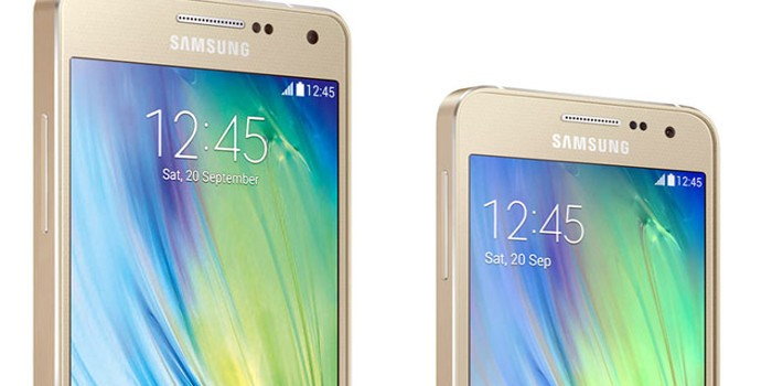 Samsung Galaxy A5(2016), emerse specifiche tecniche
