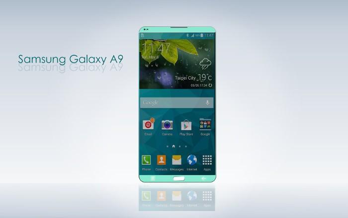 Samsung Galaxy A9, emerse specifiche tecniche
