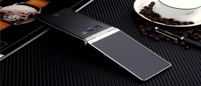 Samsung W2016, il nuovo smartphone clamshell