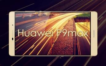 Huawei P9max