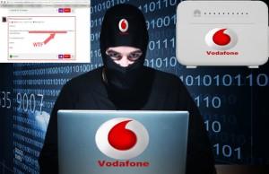 hackerata Vodafone