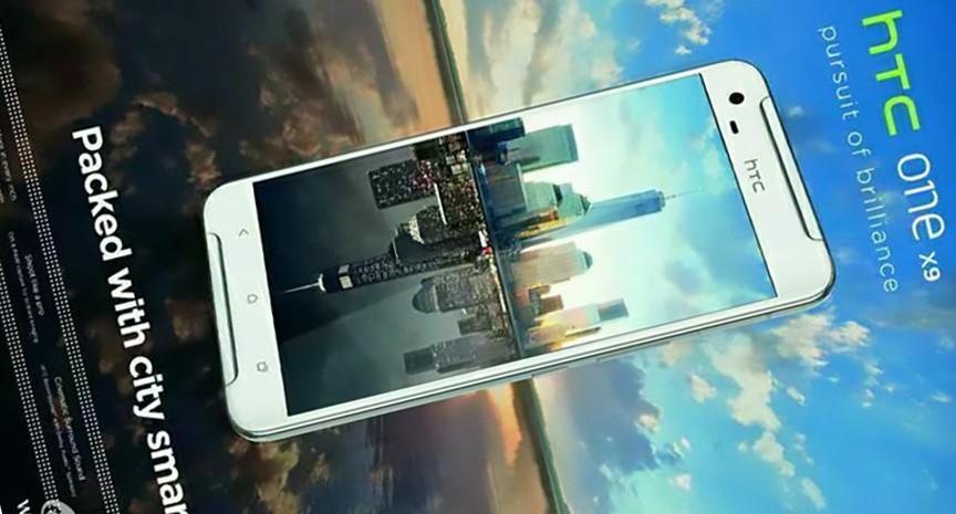HTC One X9: immagini e caratteristiche