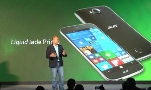 Acer svela Liquid Jade Primo supporto