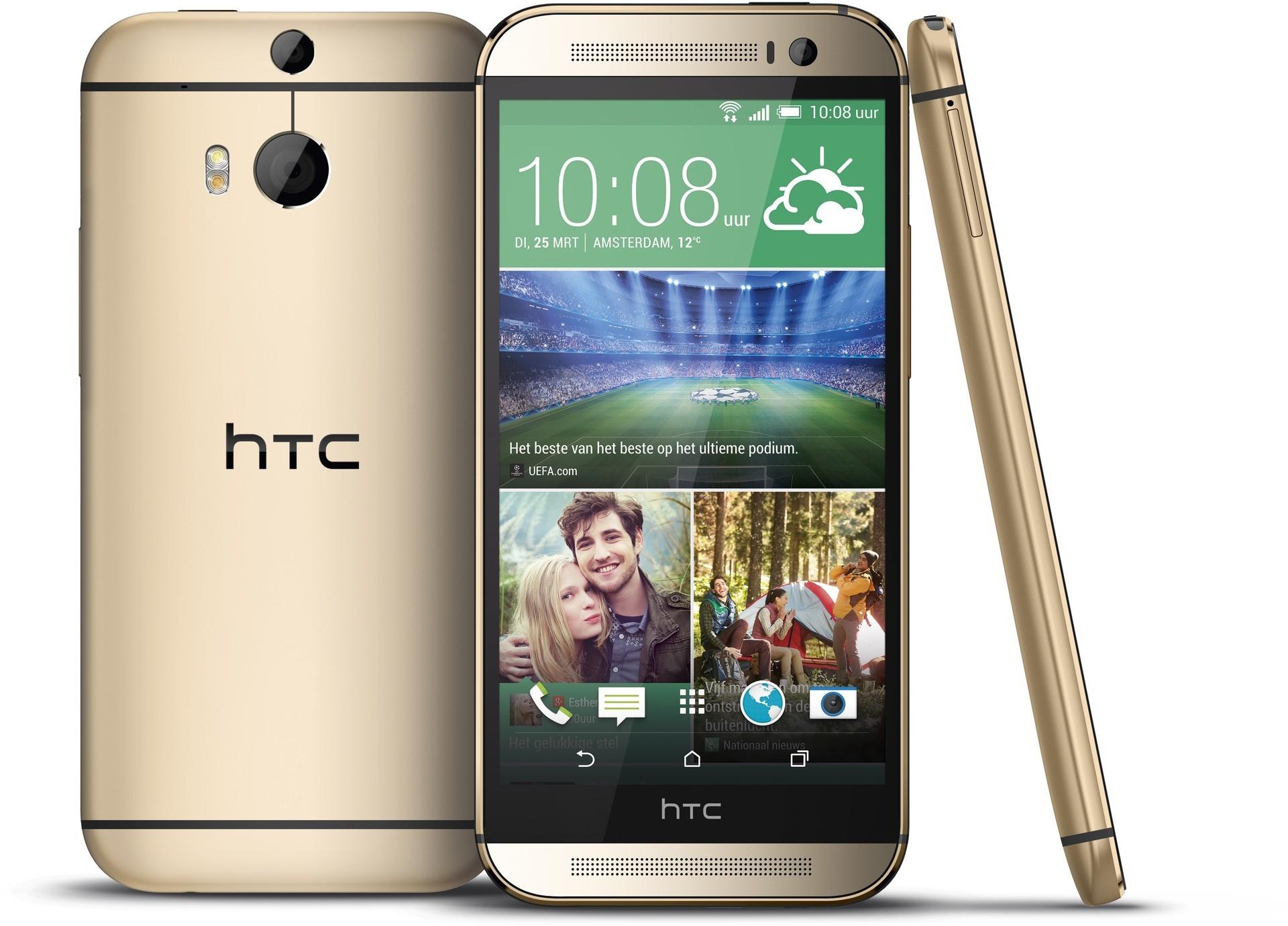 Aggiornamento HTC One M8 a Marshmallow