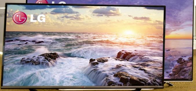 CES 2016 LG: nuove TV Super UHD