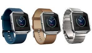 Fitbit Blaze: lo smartwatch per il fitness ces 2016