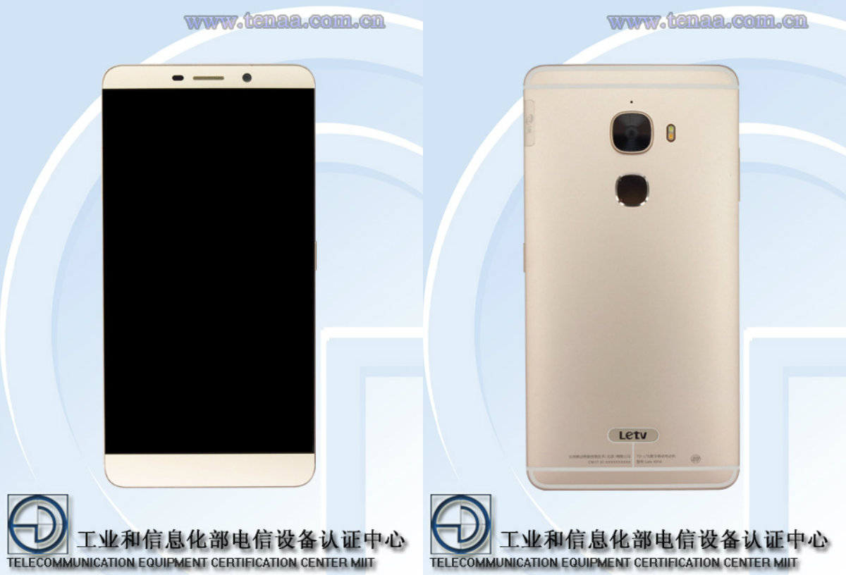Le Max Pro certificato oggi in Cina