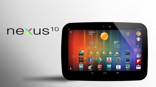 Nexus 10 si aggiorna a Marshamallow