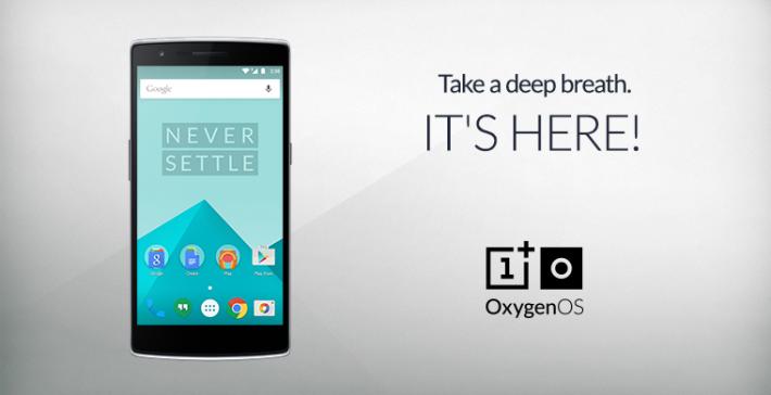 OxygenOS 2.1.4 disponibile in via ufficiale per OnePlus One
