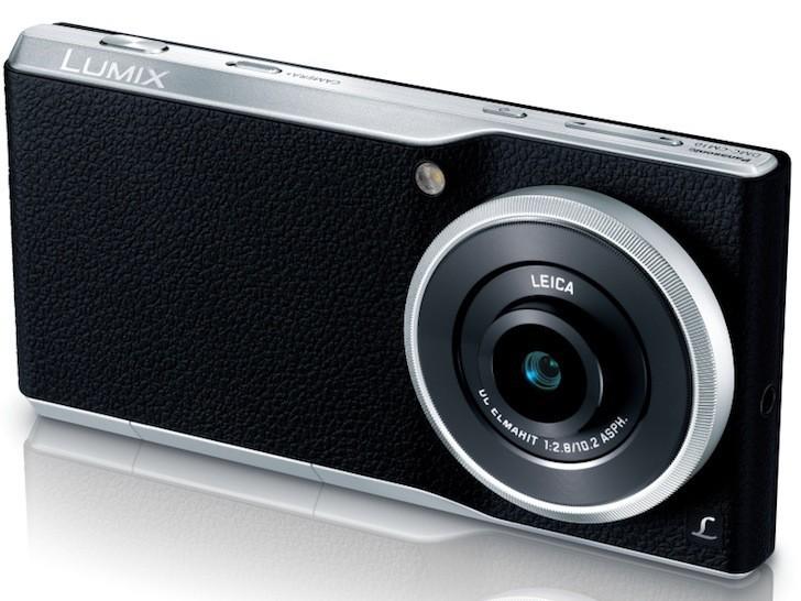 Panasonic Lumix CM10: nuova fotocamera con SO Android