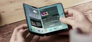 Samsung: smartphone pieghevoli a fine anno 2016