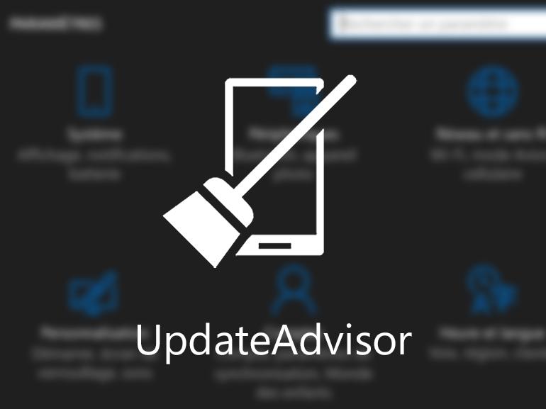 UpdateAdvisor: aggiornamenti Windows Phone semplici e veloci