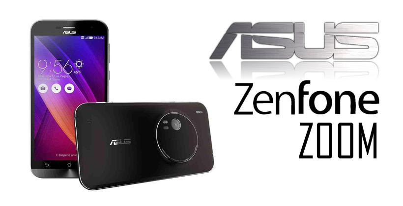 ZenFone Zoom ASUS rilasciato ufficialmente in India