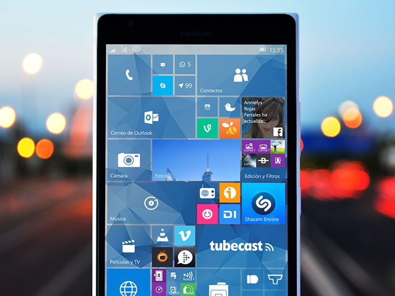 Aggiornamento Windows 10 Mobile, ultime novità da Swisscom