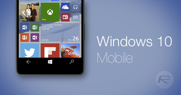 Update Windows 10 Mobile nuovamente posticipato