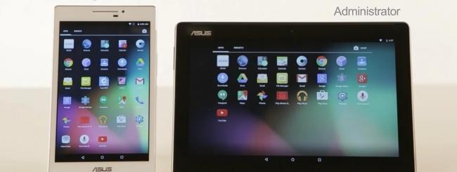 Asus | tablet aziendali con ADAM