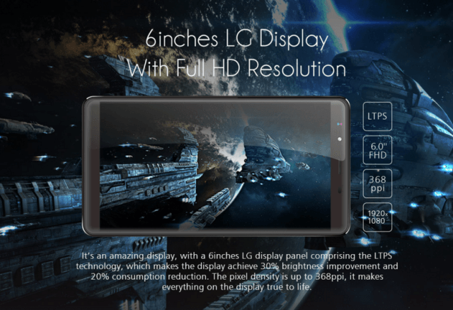 Leagoo Shark 1: lo smartphone dalla batteria titanica