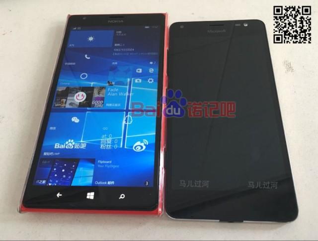 Appaiono nuove immagini sul Lumia 650 XL