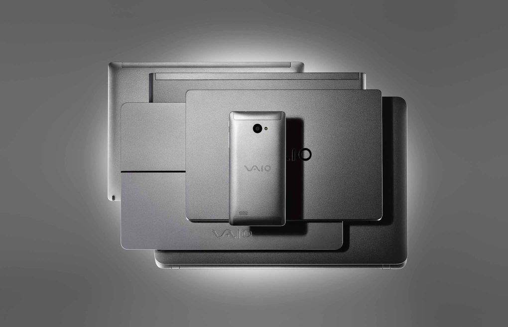 VAIO annuncia Phone Biz, smartphone con Windows 10