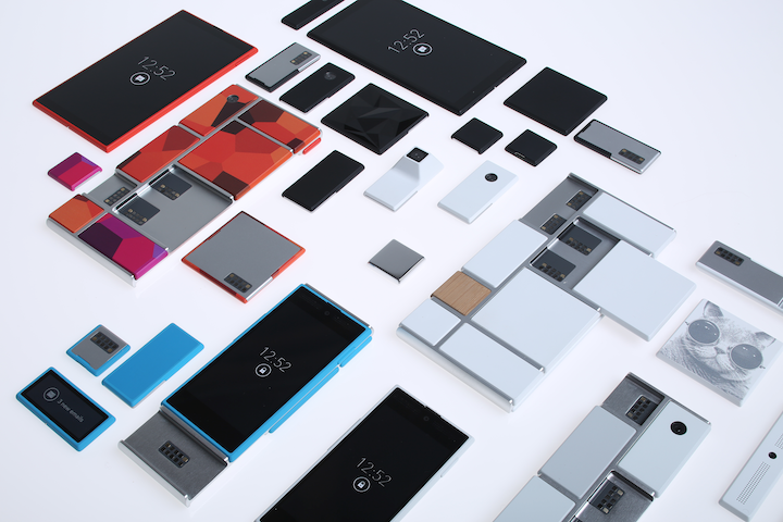 Project Ara di Google passa attraverso i benchmark