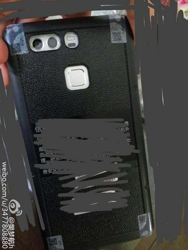 Hauwei P9: nuovi dettagli svelati con un'immagine!