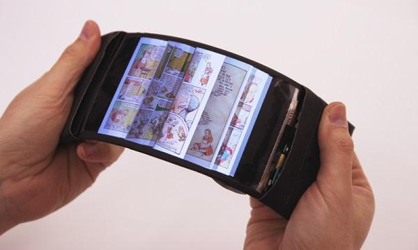 ReFlex | Il primo smartphone flessibile mostrato in un video