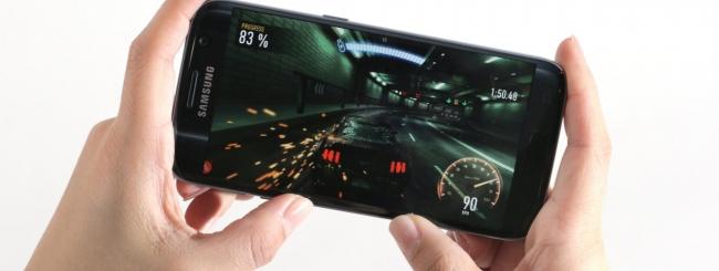 Samsung Galaxy S7, console mobile per il gaming
