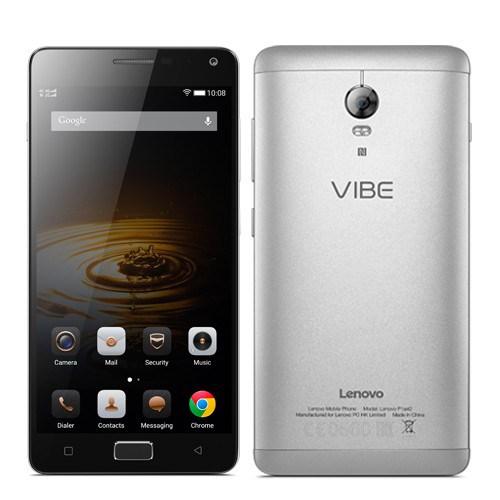 Lenovo svela il Vibe P1 Turbo, un device dalla batteria capiente