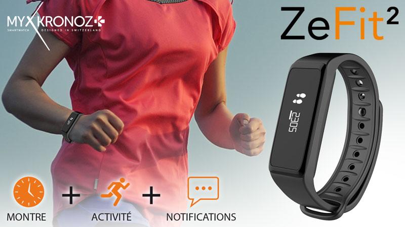 MyKronoz, gli smartwatch economici