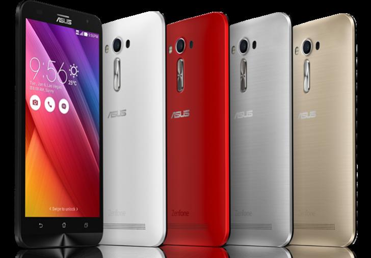 ASUS Zenfone 2 Laser riceve la custom recovery TWRP