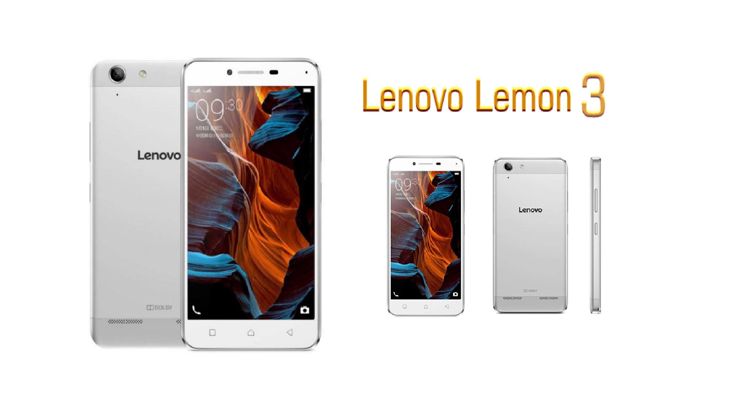 """Lenovo Lemon 3 al MWC per diventare """"grande"""""""