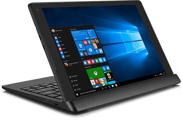 Alcatel Plus 10, tablet 2 in 1 con Windows 10