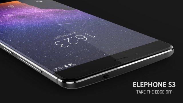 Elephone S3: smartphone con display bezel-less disponibile da Aprile