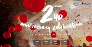 Gearbest annuncia sconti da urlo per il suo secondo anniversario