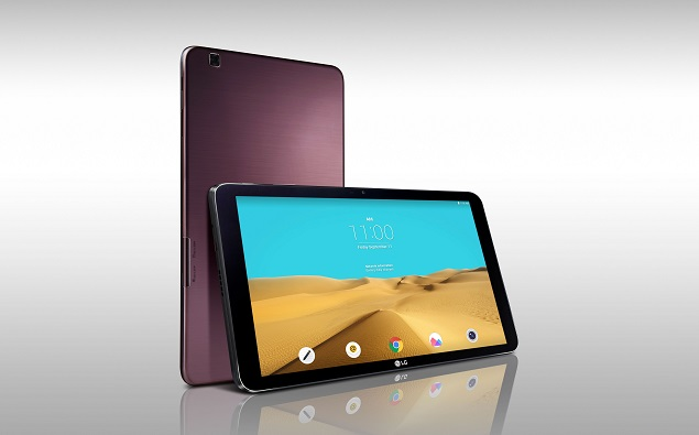 LG G Pad X 10.1: il primo tablet Android che supporta NumberSync