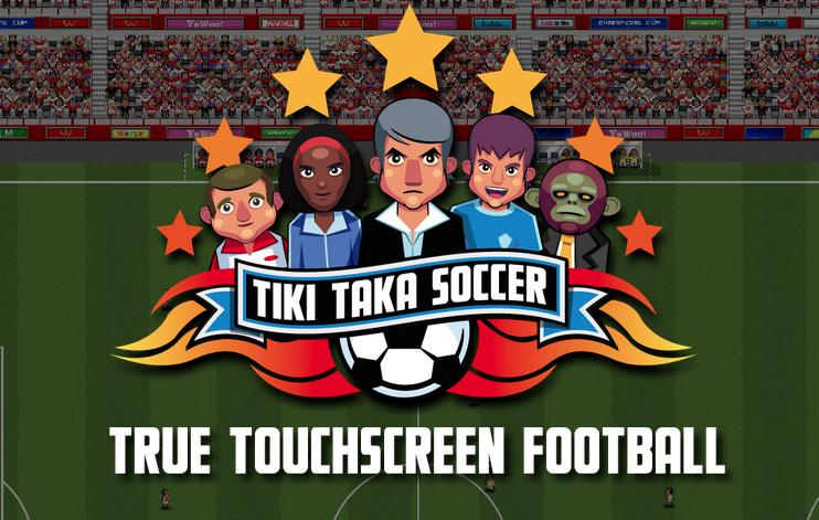 Tiki Taka Soccer, ecco il videogioco per la piattaforma Windows Phone