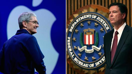 Apple perde contro FBI: l'iPhone di San Bernardino è stato hackerato