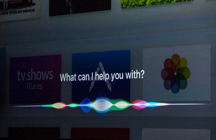 The Kiss, la videoclip che lancia Siri sulla Apple TV