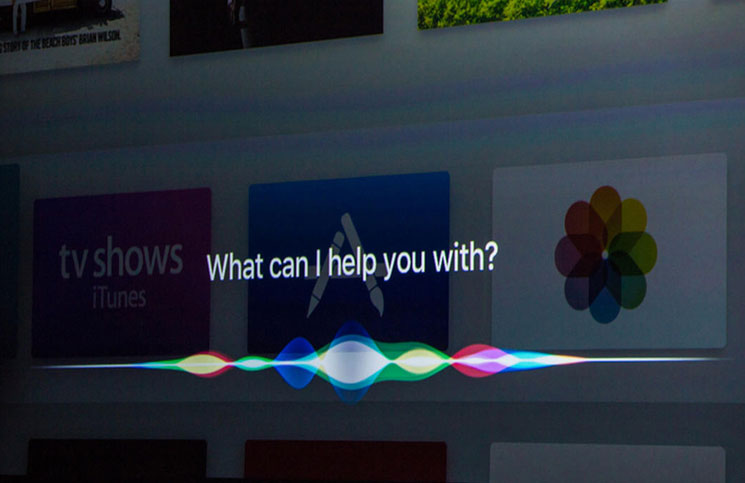 The Kiss, la videoclip che lancia Siri sulla Apple TV