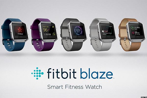 Fitbit Blaze è il nuovo smartwatch economico