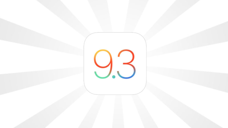 iOS 9.3: Apple sospende l'upgrade per i vecchi dispositivi