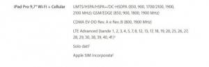 iPad Pro da 9.7 pollici, la società di Tim Cook incorpora Apple SIM